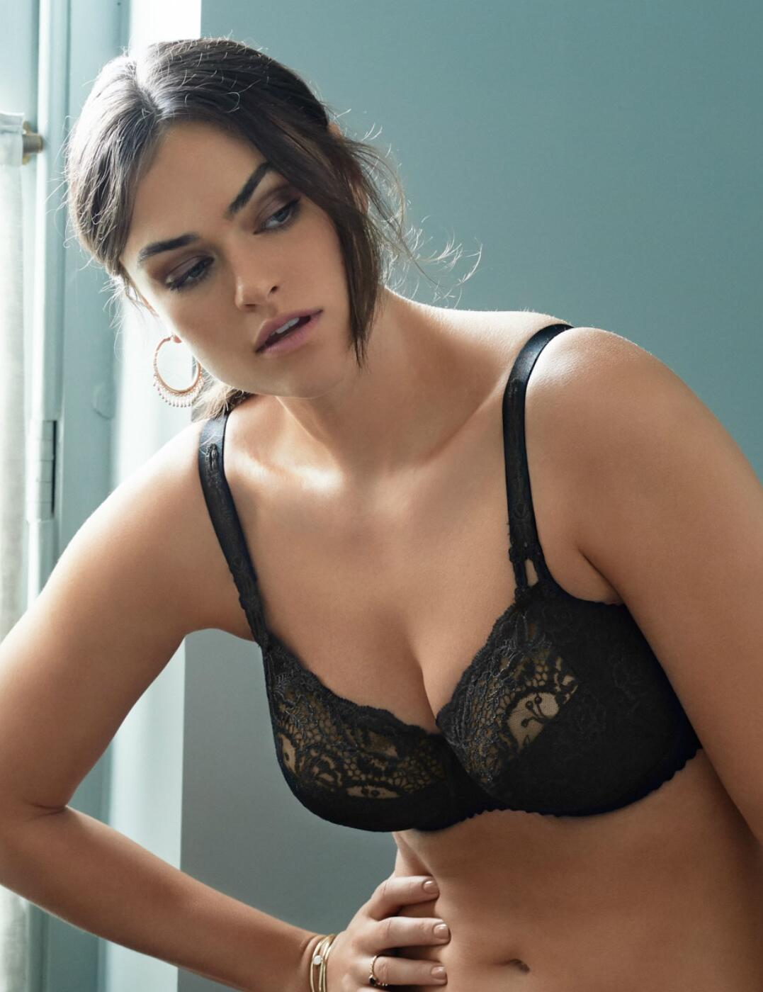 0162760/0162761 Prima Donna Delight Full Cup Bra - 0162760/0162761 Black