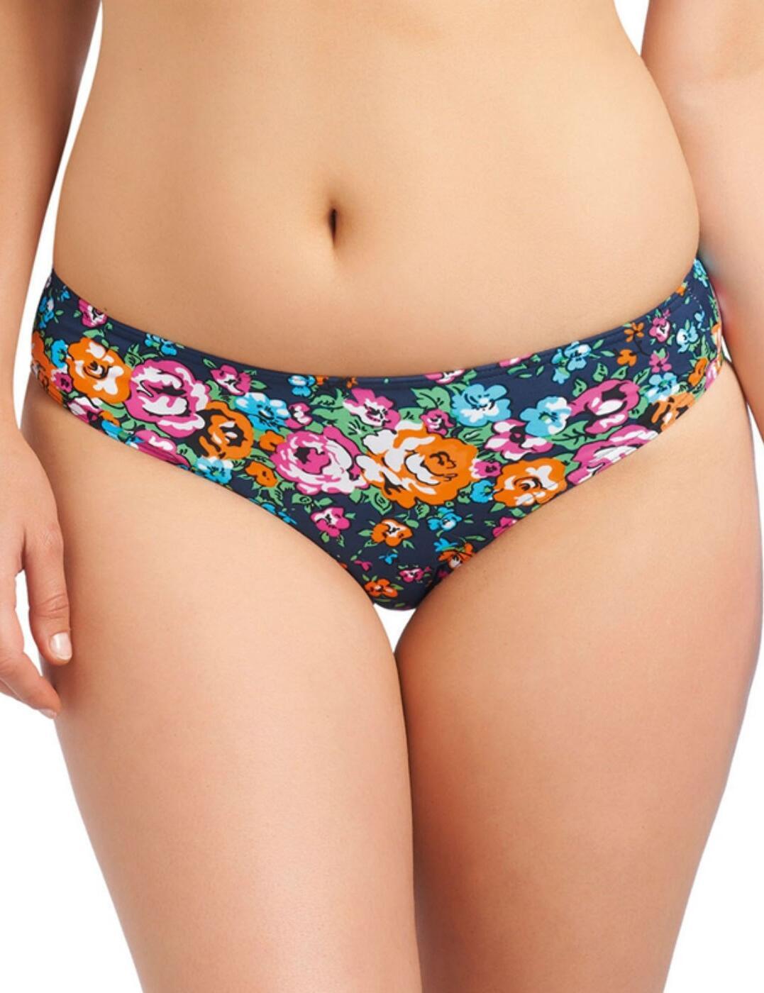 3646 Freya Memphis Hipster Bikini Brief - 3646 Blue