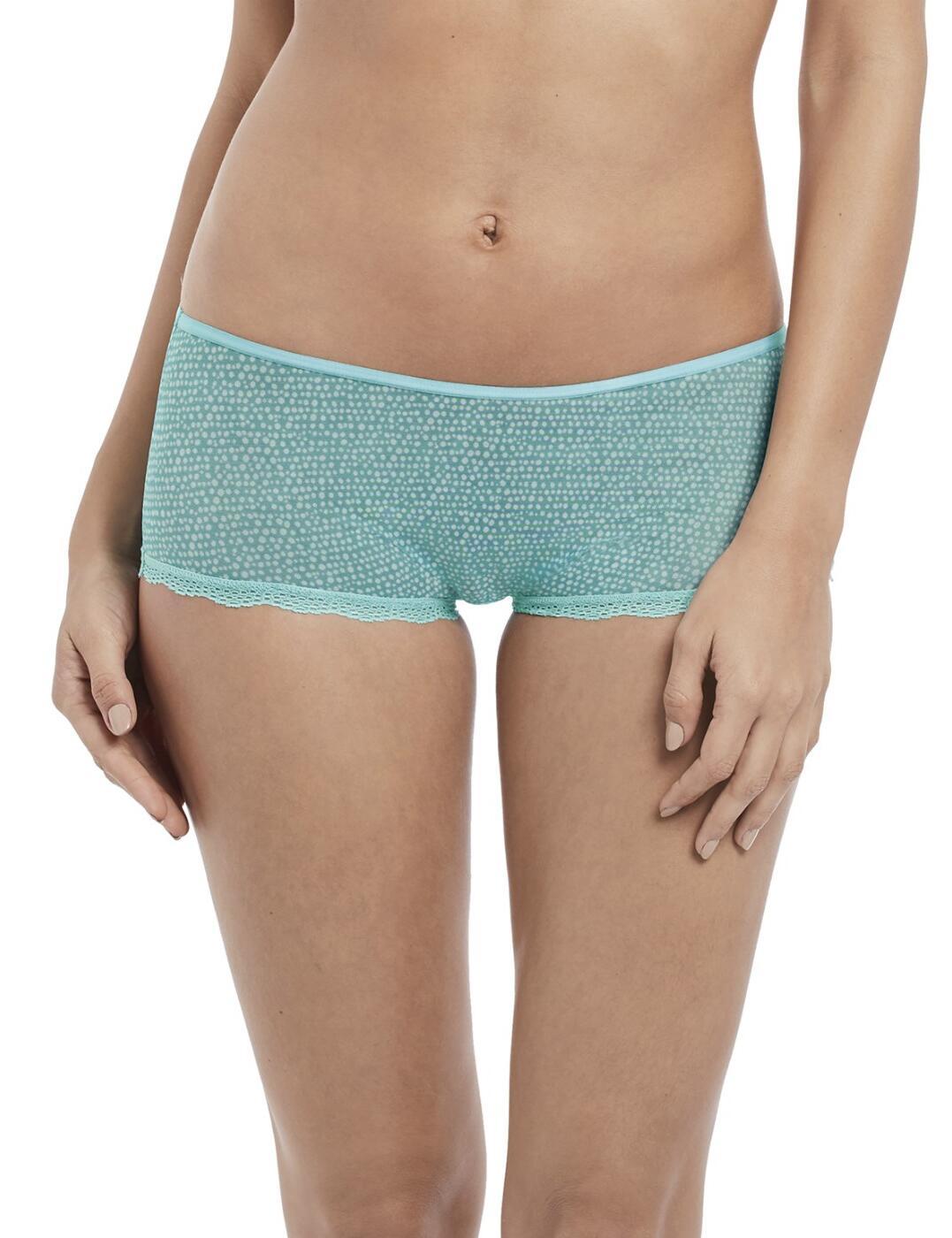 3996 Freya Summer Haze Short - 3996 Aquamarine