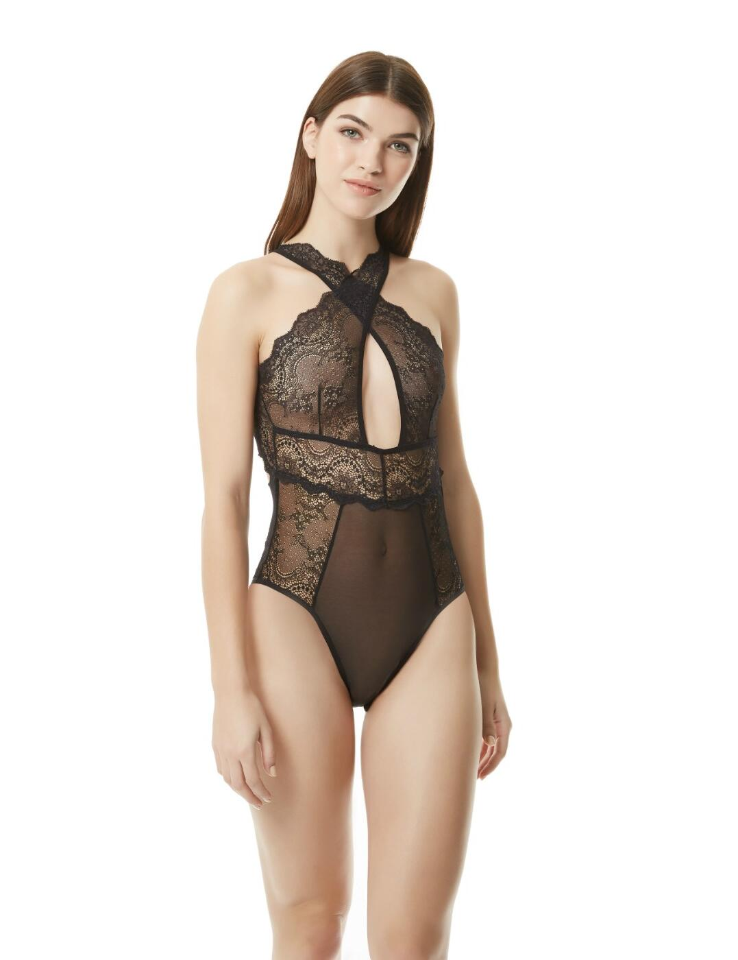 40257 Bluebella Adrienne Body - 40257 Black