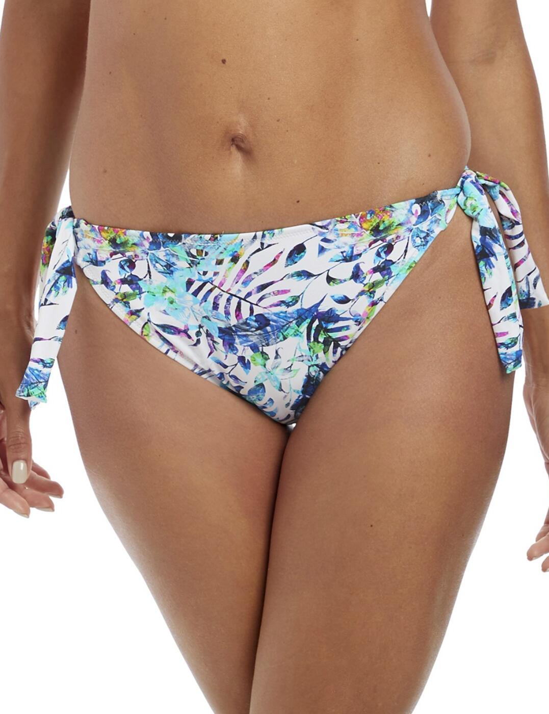6545 Fantasie Fiji Classic Tie Side Bikini Brief  - 6545 Multi