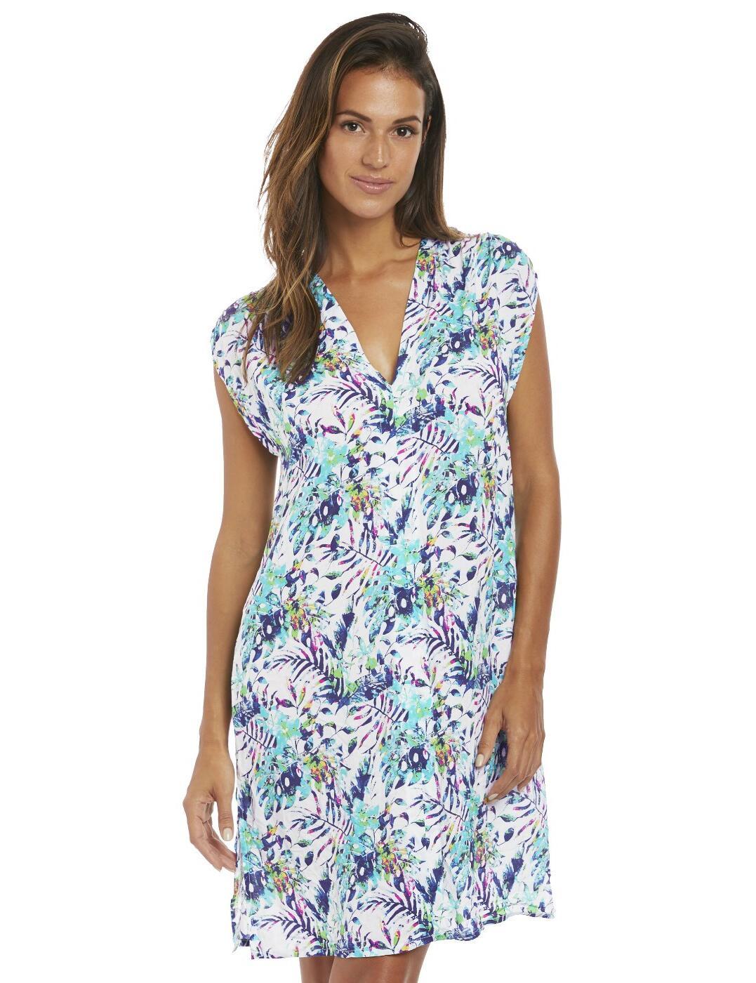 6551 Fantasie Fiji Dress - 6551 Multi