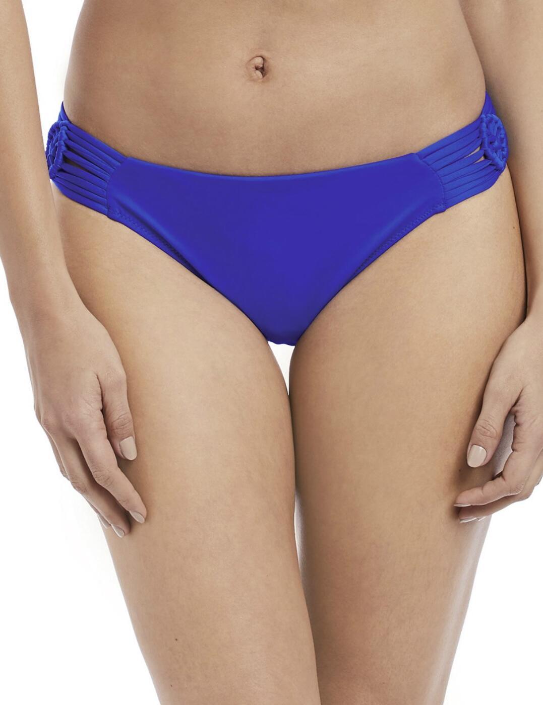 4058 Freya Macrame Rio Bikini Brief - 4058 Cobalt