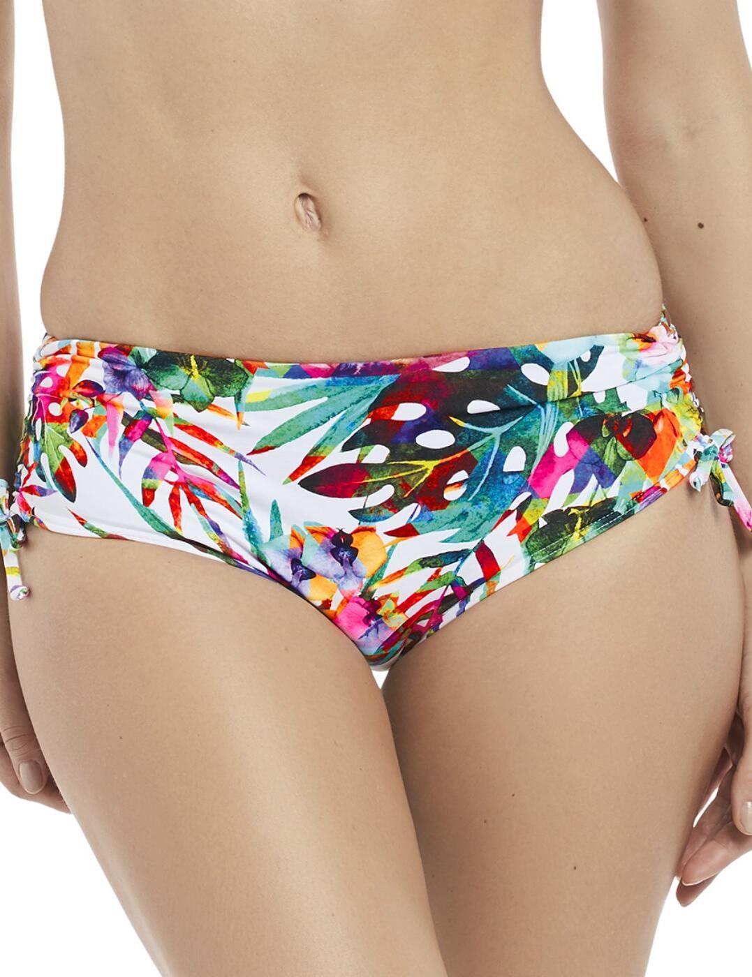 6392 Fantasie Margarita Island Adjustable Leg-Short - 6392 Multi