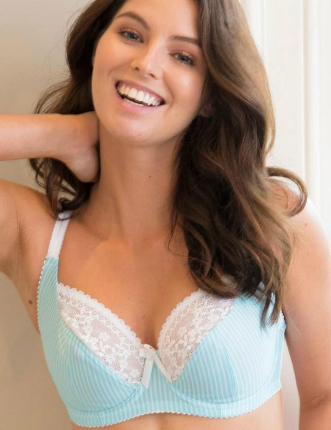 12002 Pour Moi Madison Underwired Bra - 12002 Spearmint