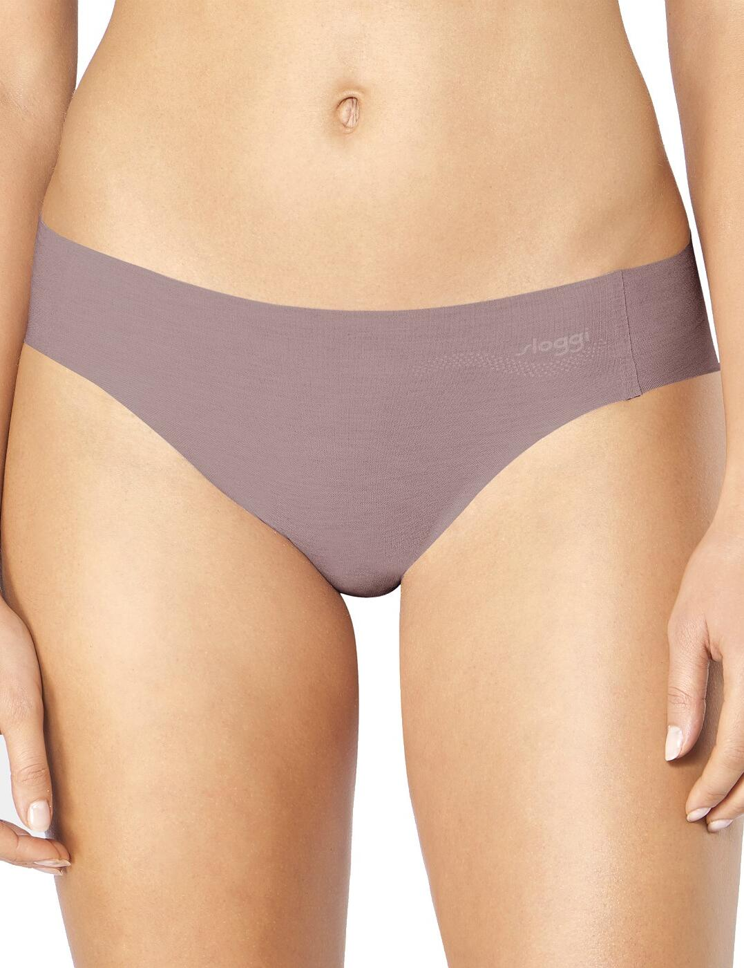 10194023 Sloggi Zero Feel Natural Tai Brief - 10194023 Rosewood