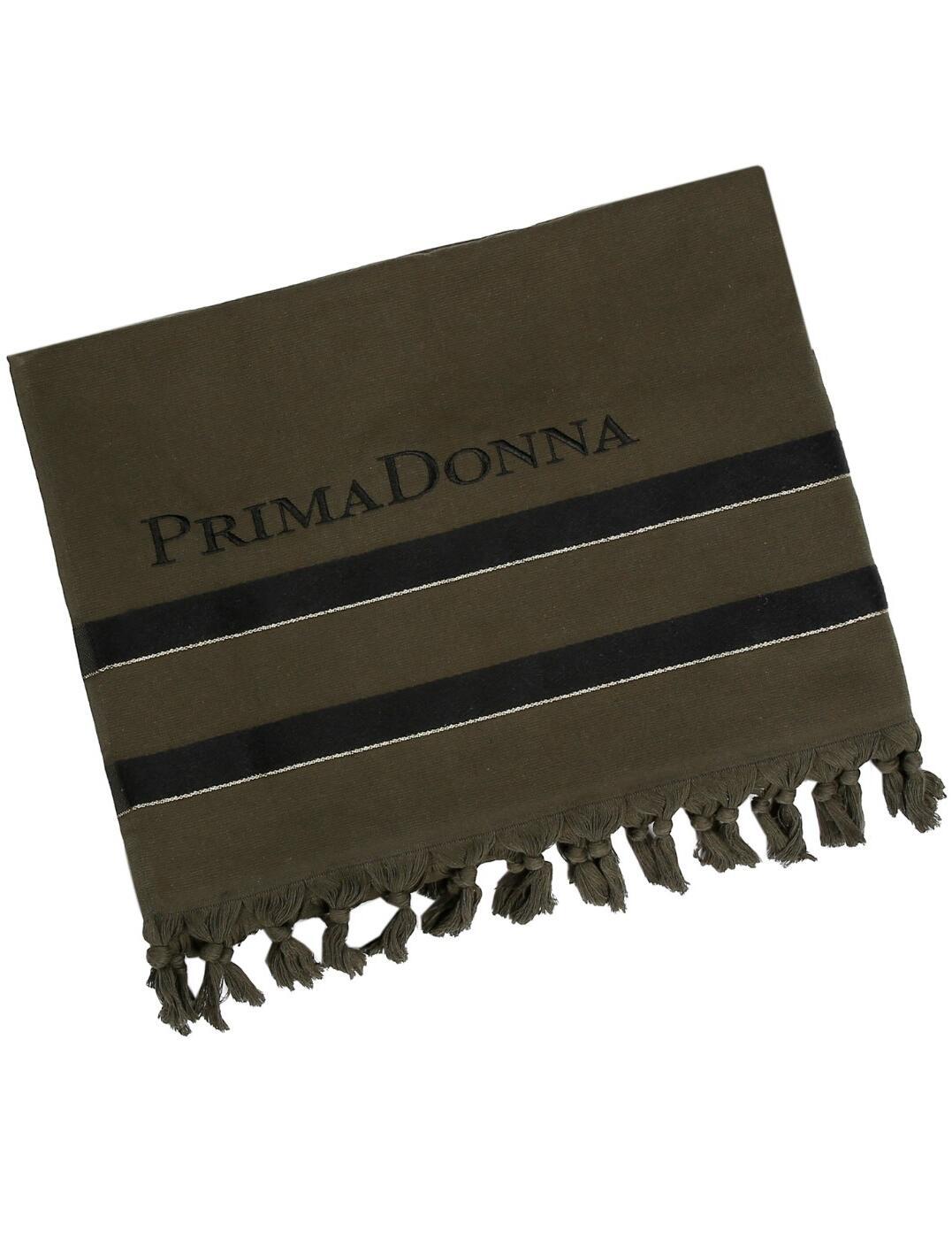 4006098 Prima Donna Swim Santa Barbara Beach Towel Accessory - 4006098 Kaki