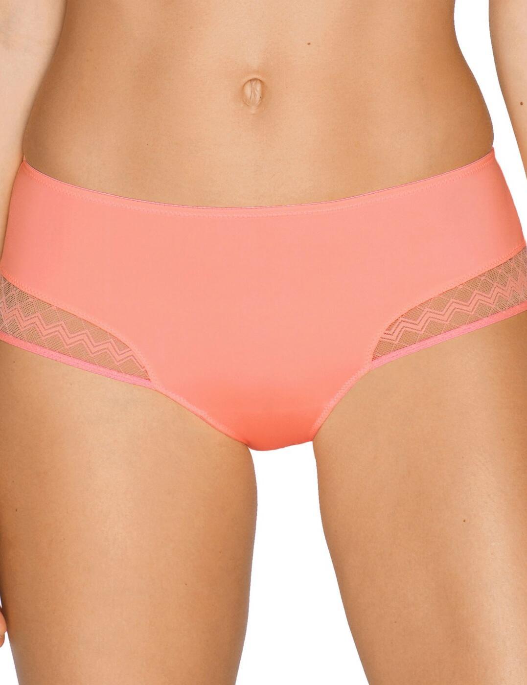 0541642 Prima Donna Twist Zig Zag Hotpants - 0541642 Sweet Peach