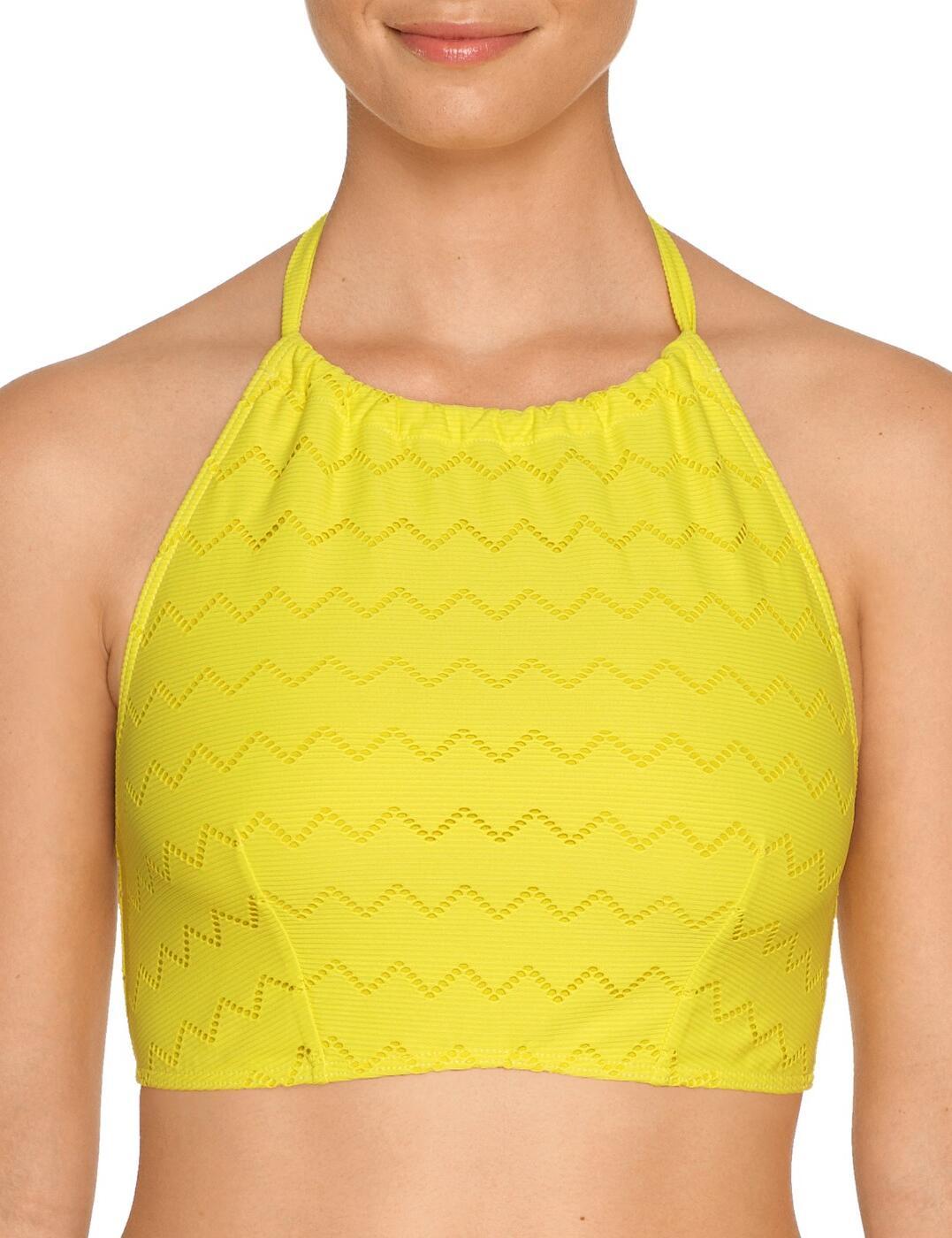4004388 Prima Donna Maya Swimwear Top - 4004388 Canary