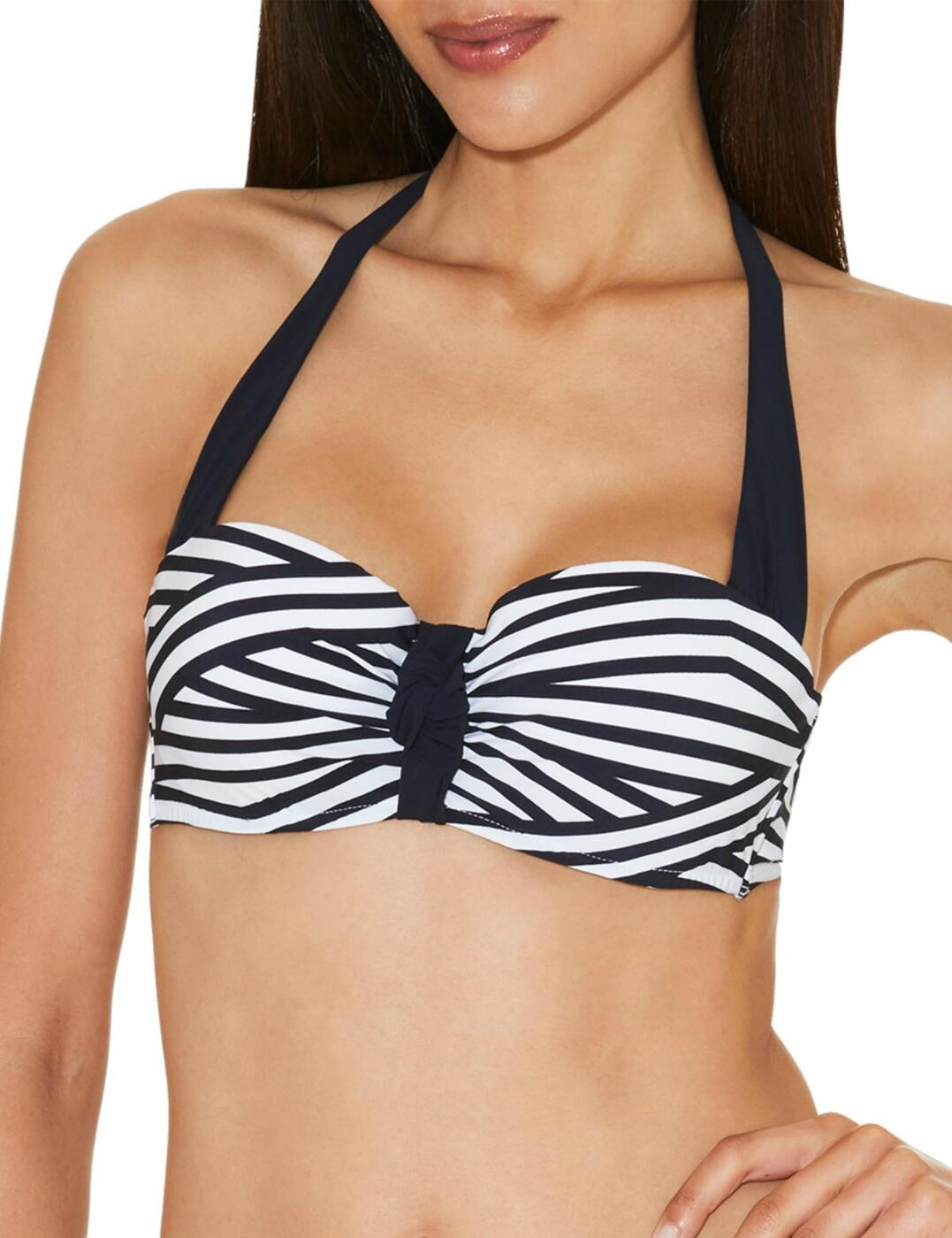 ER06 Aubade Ocean Bow Bandeau Bikini Top - ER06 Sailor