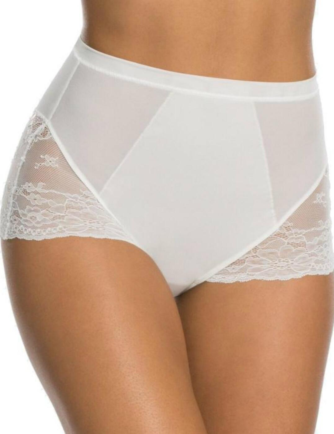 10123R Spanx Spotlight On Lace Brief - 10123R Clean White