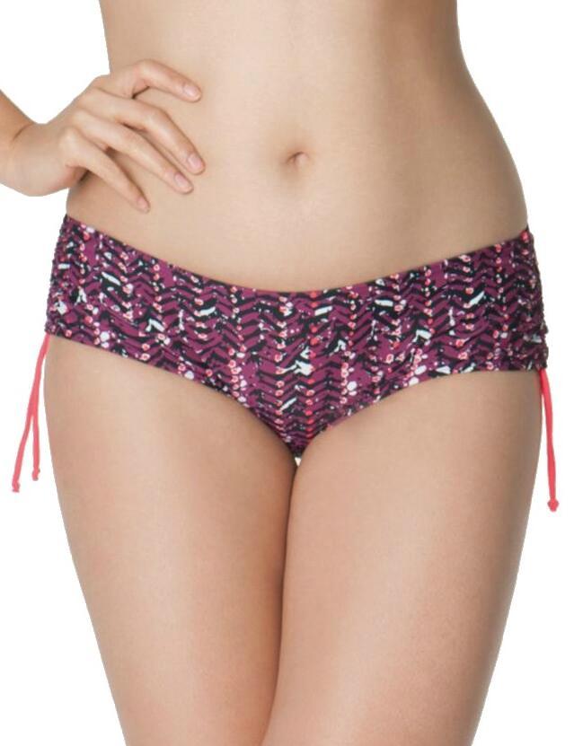 CS2913 Curvy Kate Instinct Adjustable Bikini Short - CS2913 Cherry/Berry