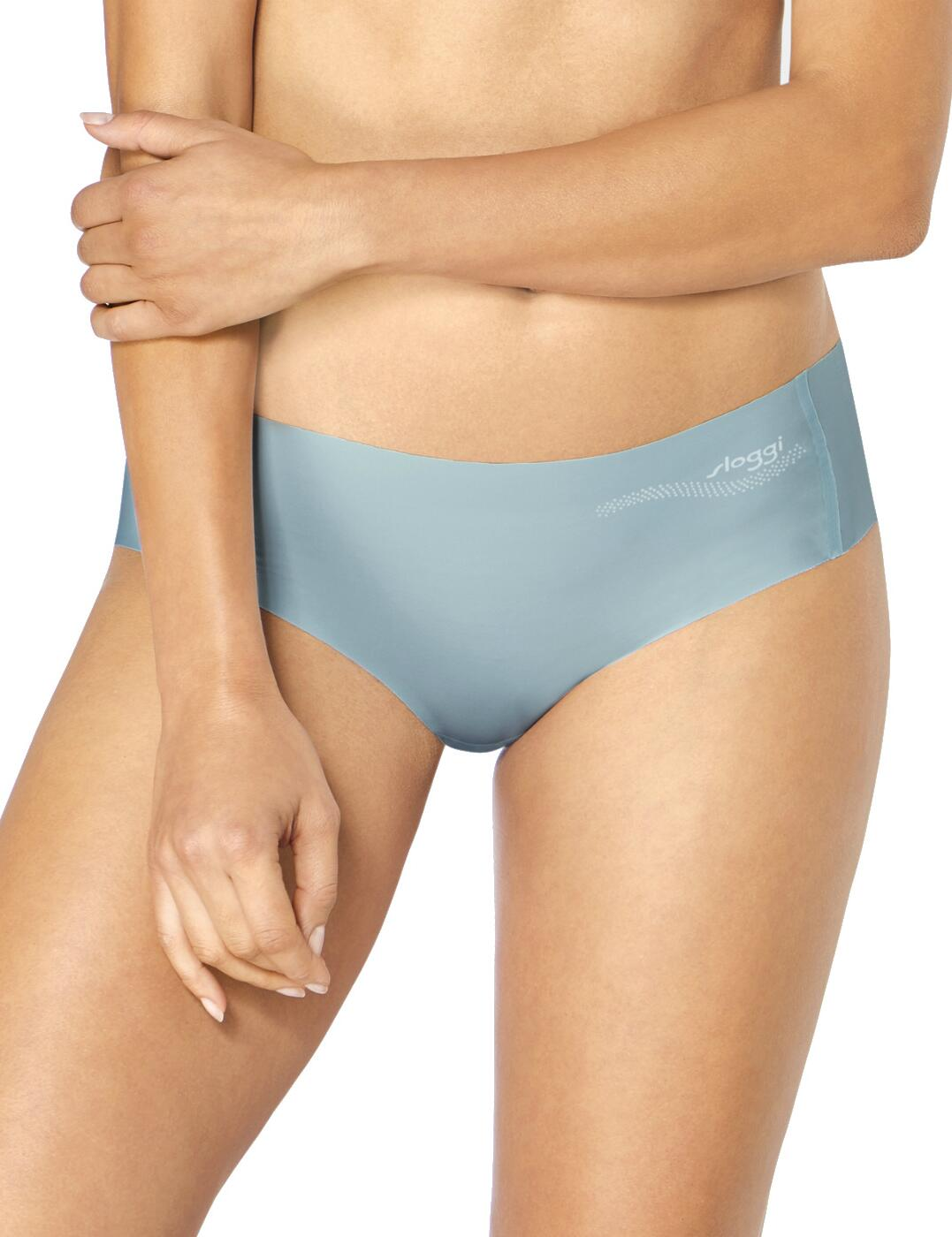 10186739 Sloggi ZERO Feel Hipster Brief - 10186739 Cool Ice
