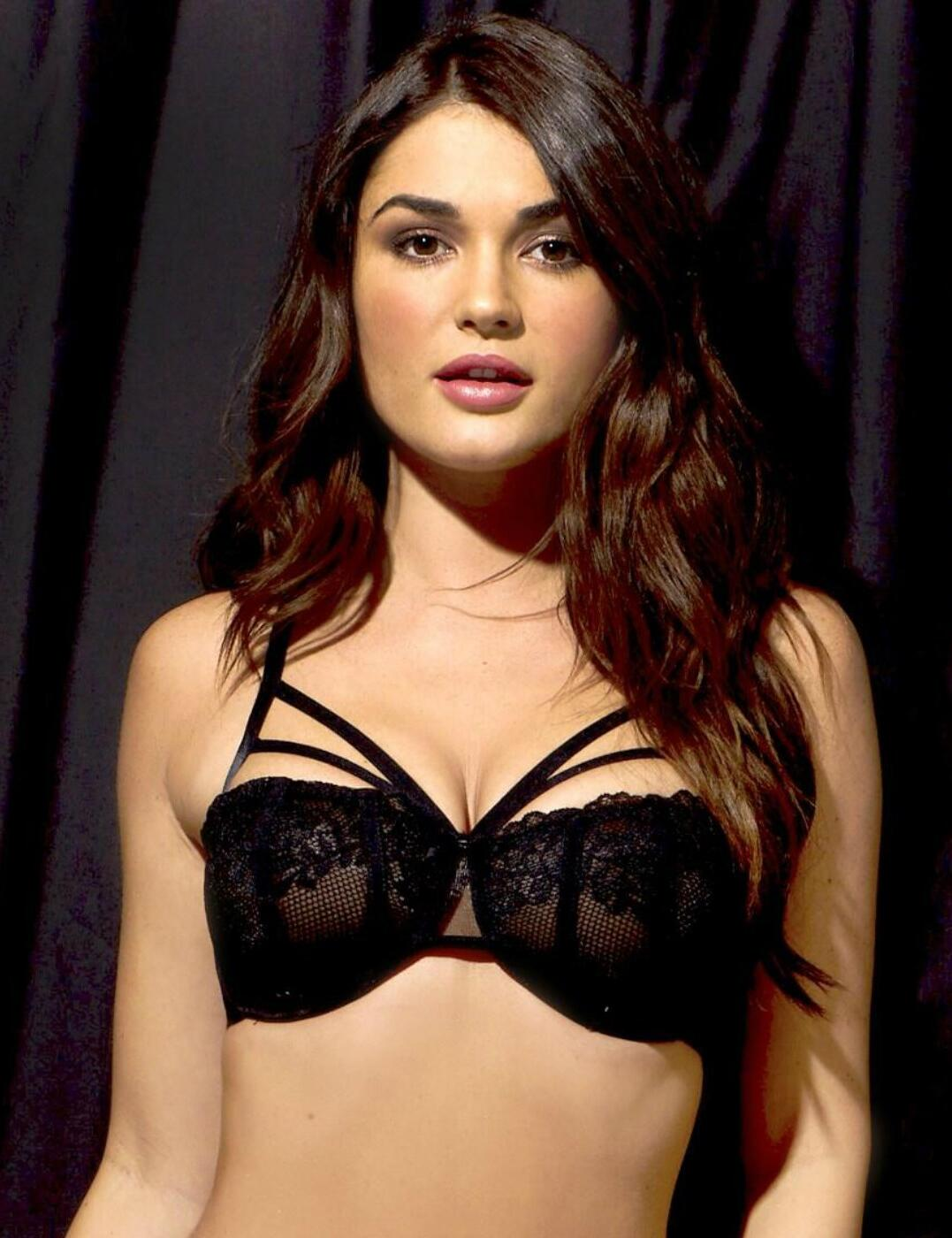 50000 Pour Moi Strapped Underwired Bra  - 50000 Black