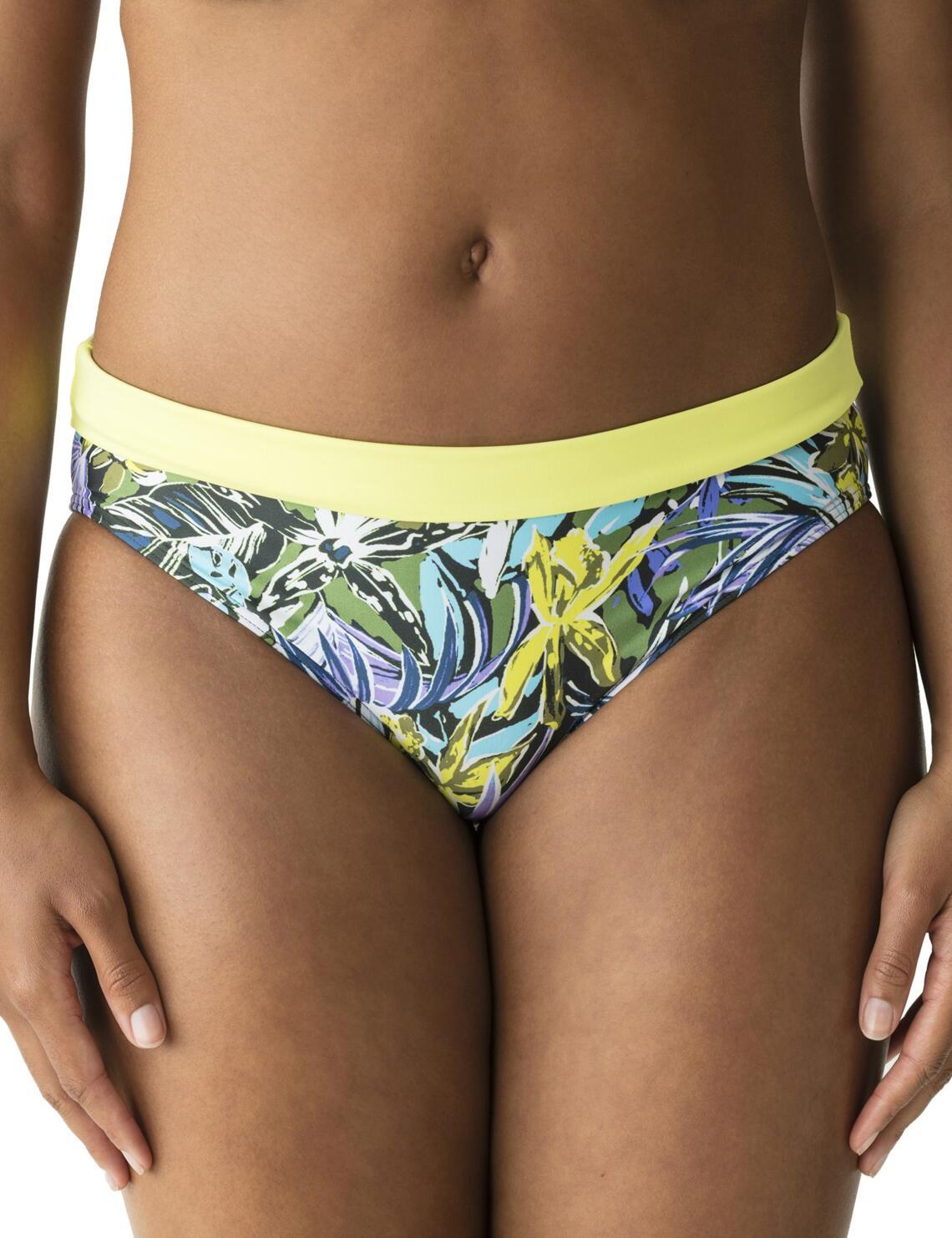 4005855 Prima Donna Swim Pacific Beach Fold Over Bikini Brief - 4005855 Surf Girl
