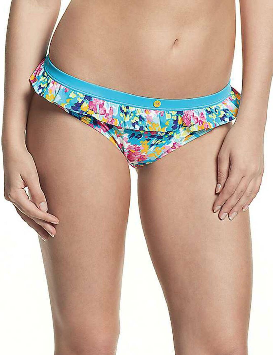 CW0099 Cleo Lulu Frill Bikini Pant - CW0099 Frill Brief
