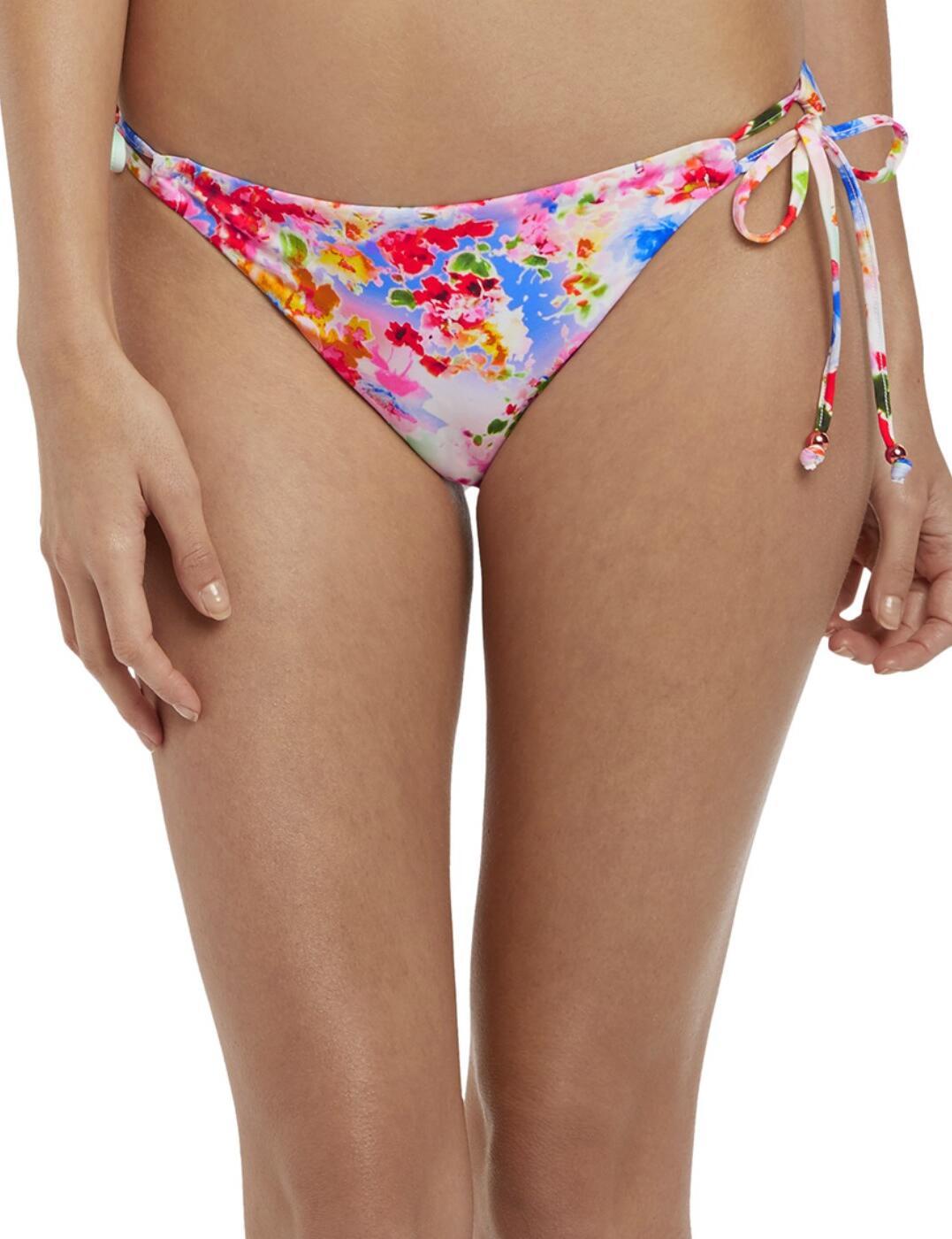 2968 Freya Endless Summer Rio Tie Side Bikini Brief - 2968 Confetti