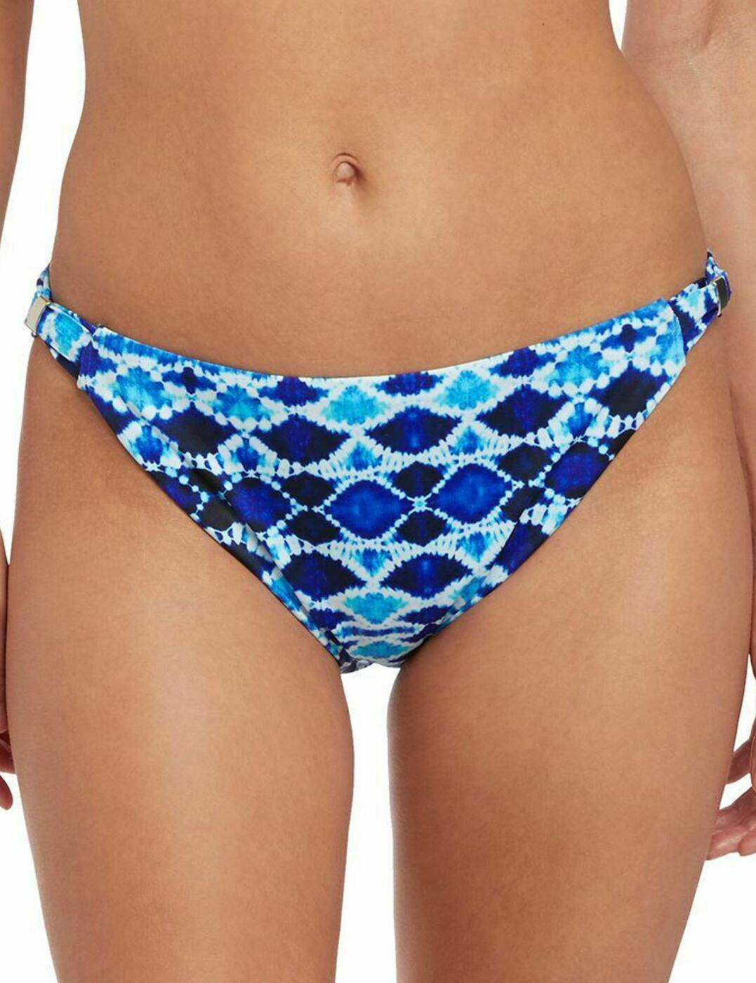 6517 Fantasie Tuscany Mid Rise Bikini Brief - 6517 Ink