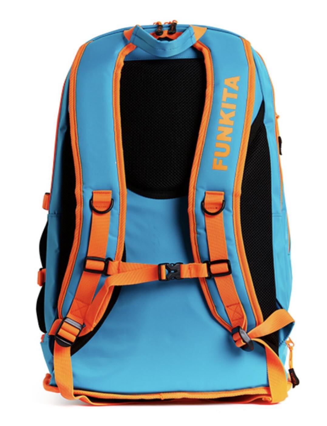 FKG003N Funkita Accessories Elite Squad Backpack - FKG003N02021 Blue Lagoon
