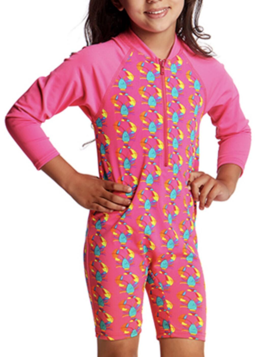 FKS005T Funkita Toddler Girls Go Jump Suit - FKS005T01197 Cray Cray