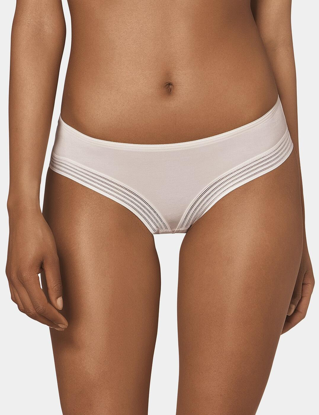 10198088 Sloggi WOW Embrace Hipster Brief - 10198088 White/Light Combination
