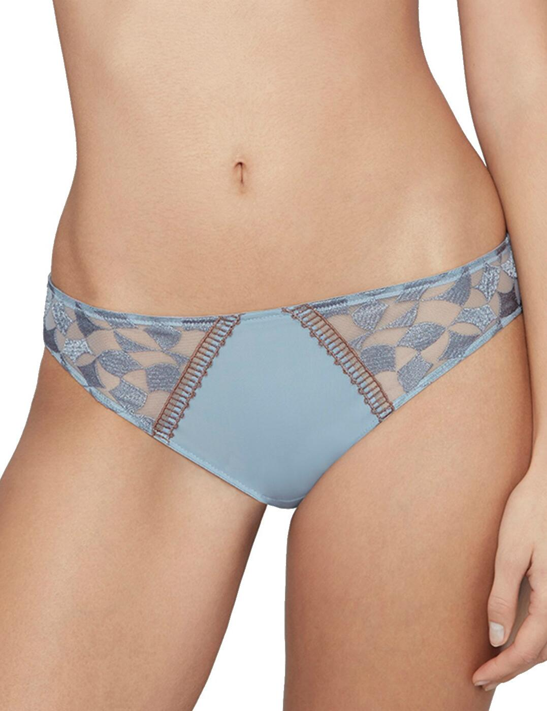 02273 LOU Desinvolte Bikini Style Brief - 02273 Perle