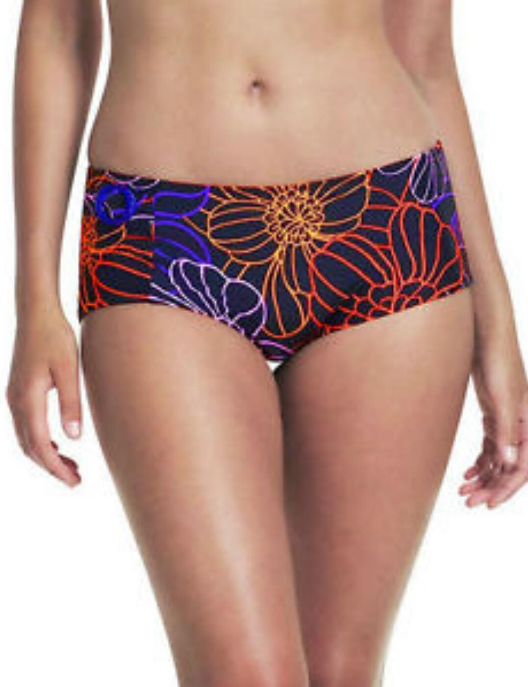 5172 Fantasie Palma High Rise Bikini Brief - 5172 Black