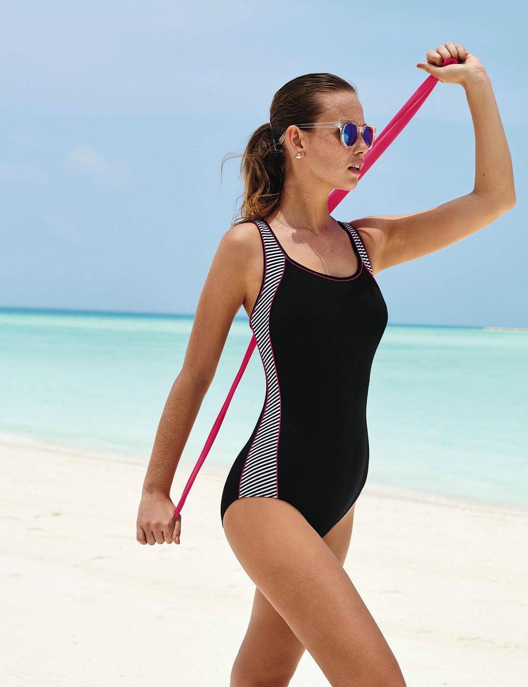 6202 Anita Care Krabi Care Swimsuit - 6202 Black