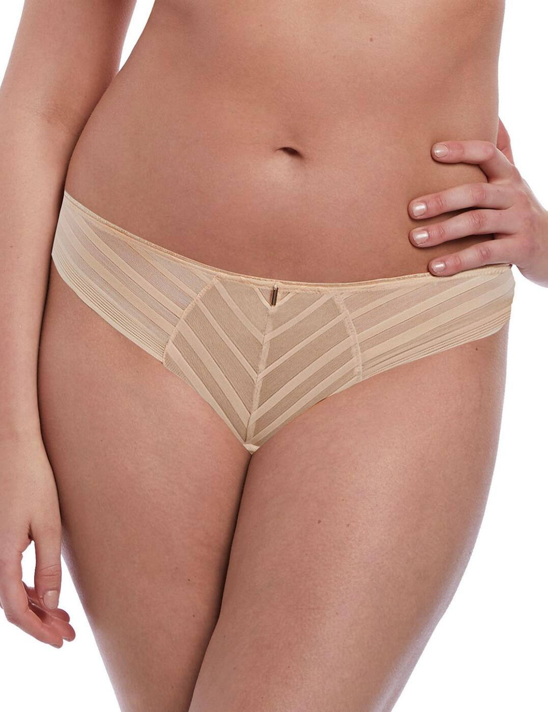 3167 Freya Cameo Brazilian Brief - 3167 Sand