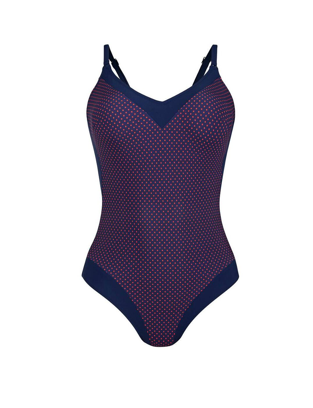 7739 Rosa Faia By Anita Mabela Swimsuit - 7739 Midnight Blue