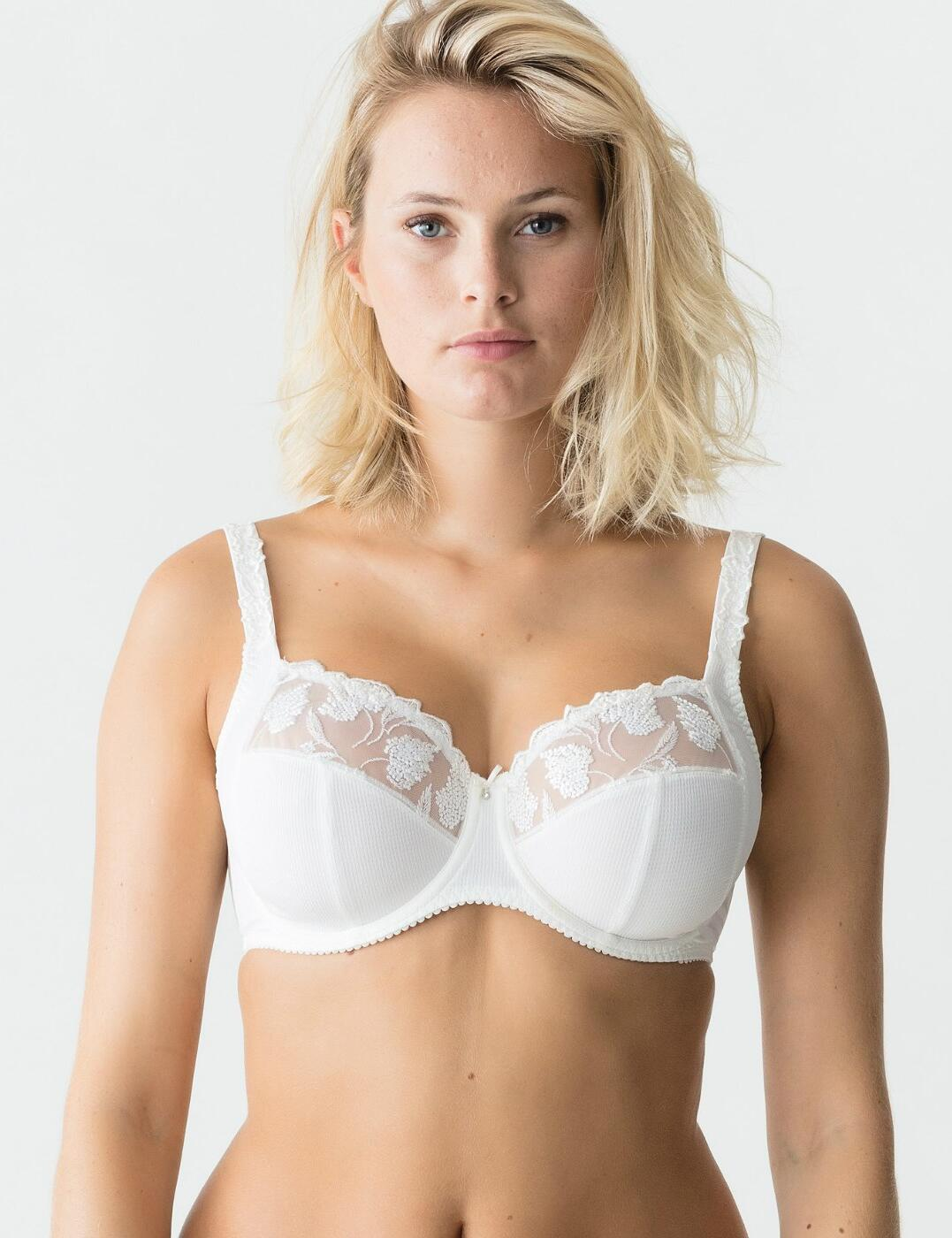 0162830/0162831 Prima Donna Eternal Full Cup Wire Bra - 0162830/0162831 Natural