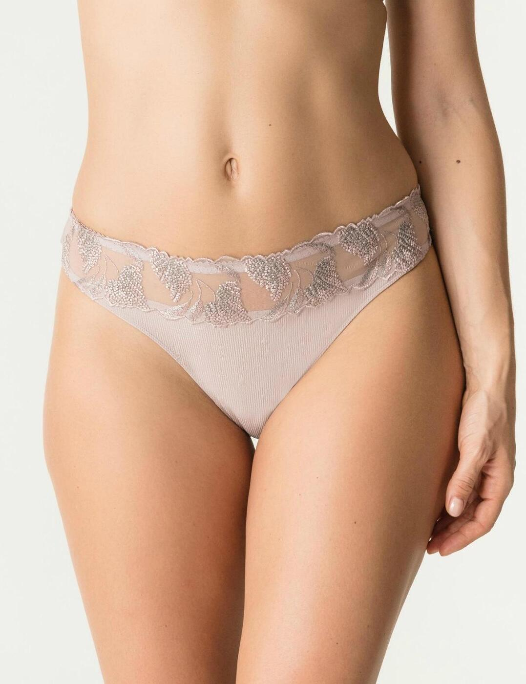 0662830 Prima Donna Eternal Thong - 0662830 Patine