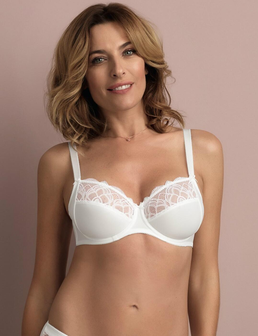 205214 Felina Icon Underwired Full Cup Bra - 205214 White