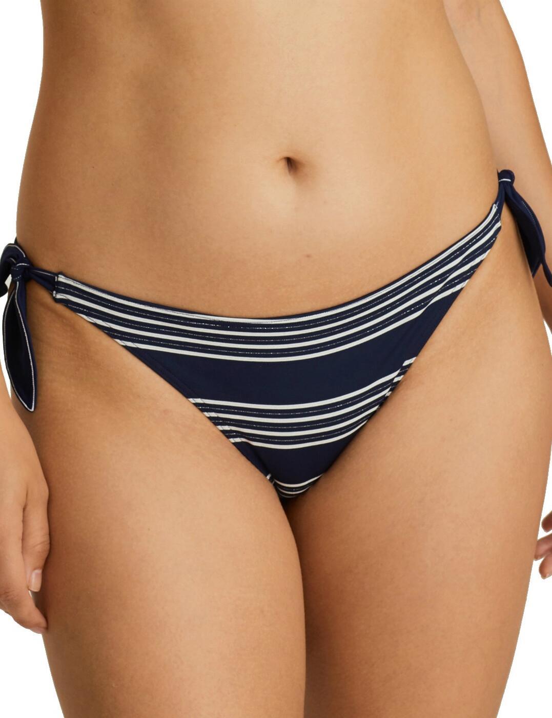 4006253 Prima Donna Mogador Tie Side Bikini Brief - 4006253 Sapphire Blue