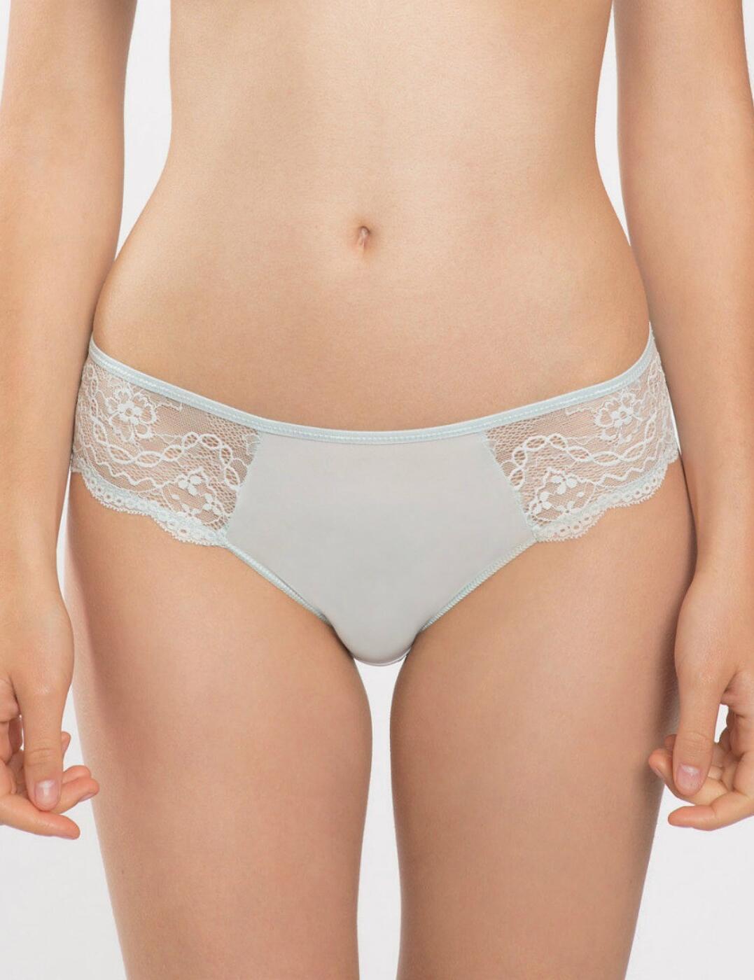 21963 Maison Lejaby Karma Bikini Style Brief - 21963 Almond Milk