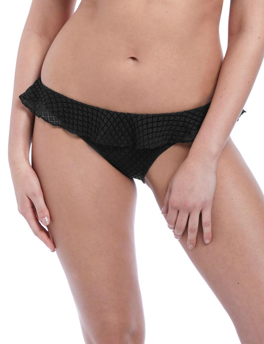 2975 Freya Bohemia Italini Bikini Brief - 2975 Black