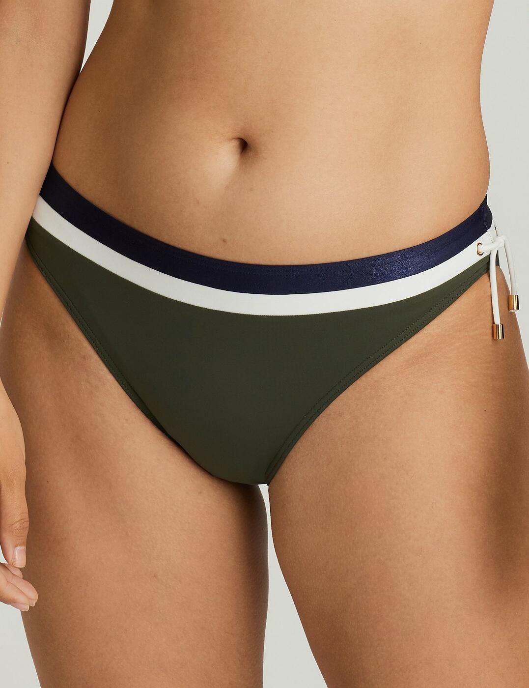 4002050 Prima Donna Ocean Drive Rio Bikini Brief - 4002050 Dark Olive