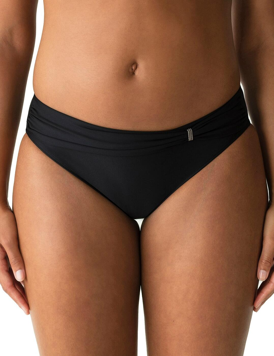 4000150 Prima Donna Cocktail Rio Bikini Brief - 4000150 Black