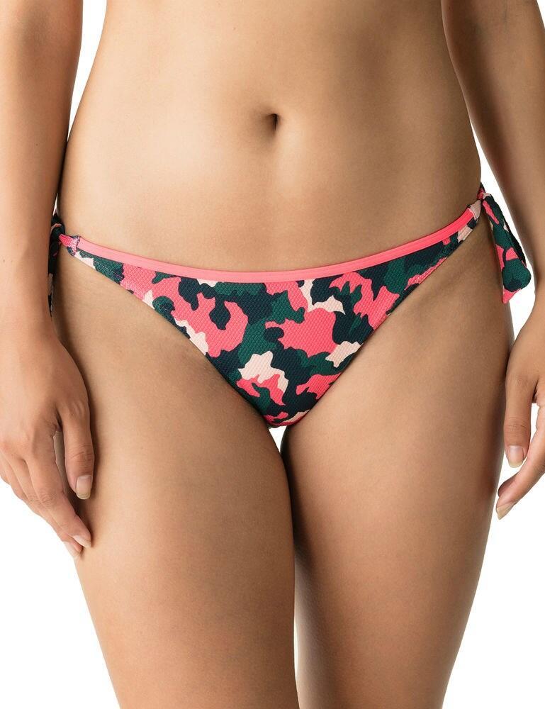 4005553 Prima Donna Swim Love Generation Tie Side Bikini Briefs - 4005553 Candy Spirit