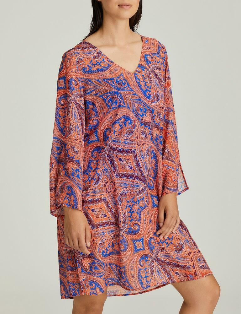 4006484 Prima Donna Swim Casablanca Kaftan - 4006484 Blue Spice