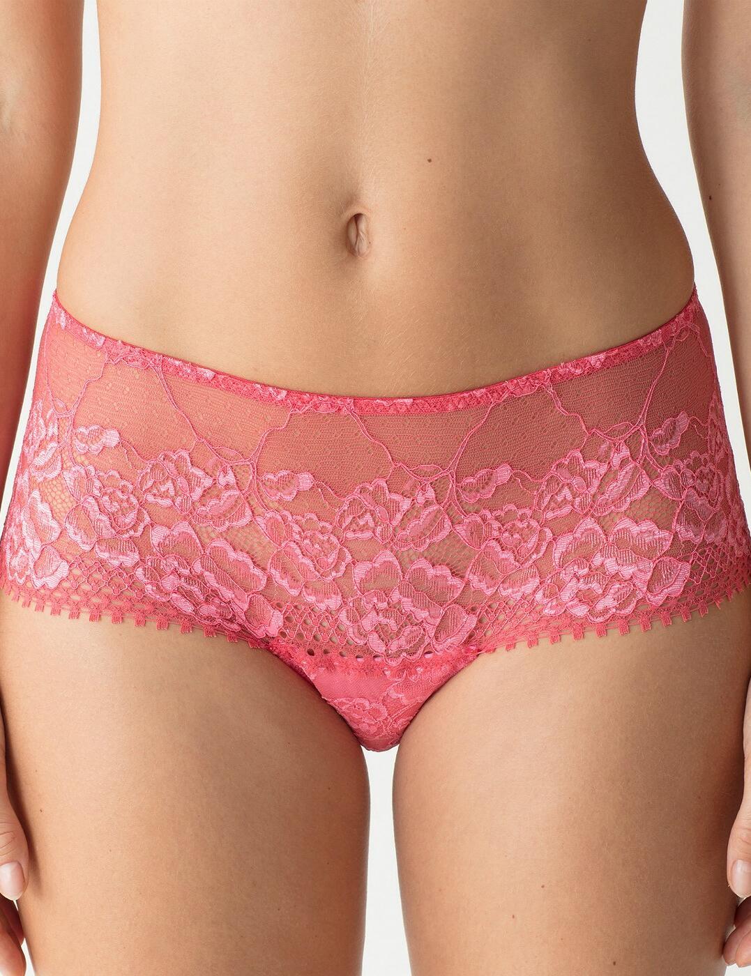 0541722 Prima Donna Twist Wild Rose Hotpants Brief - 0541722 Tagada