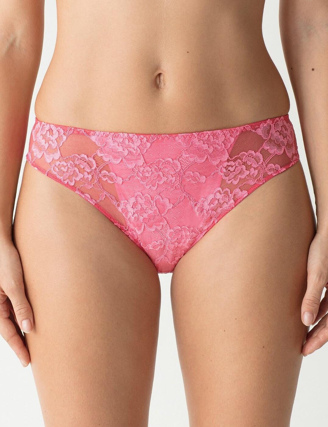 0541720 Prima Donna Twist Wild Rose Rio Briefs - 0541720 Tagada