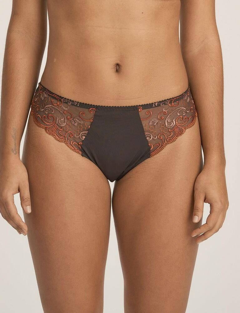 0663120 Prima Donna Candle Light Thong Brief - 0663120 Wenge