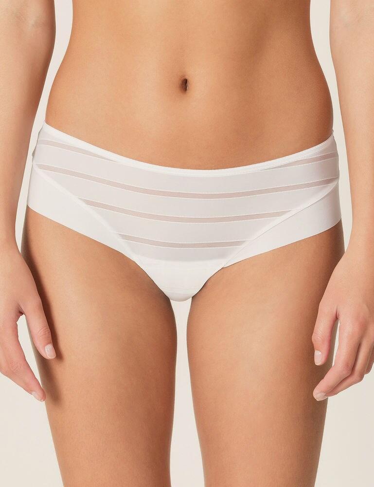 0521772 Marie Jo Reny Hotpants  - 0521772 White