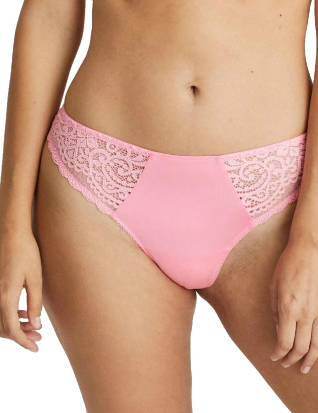0641600 Prima Donna Twist I Do Thong - 0641600 Happy Pink