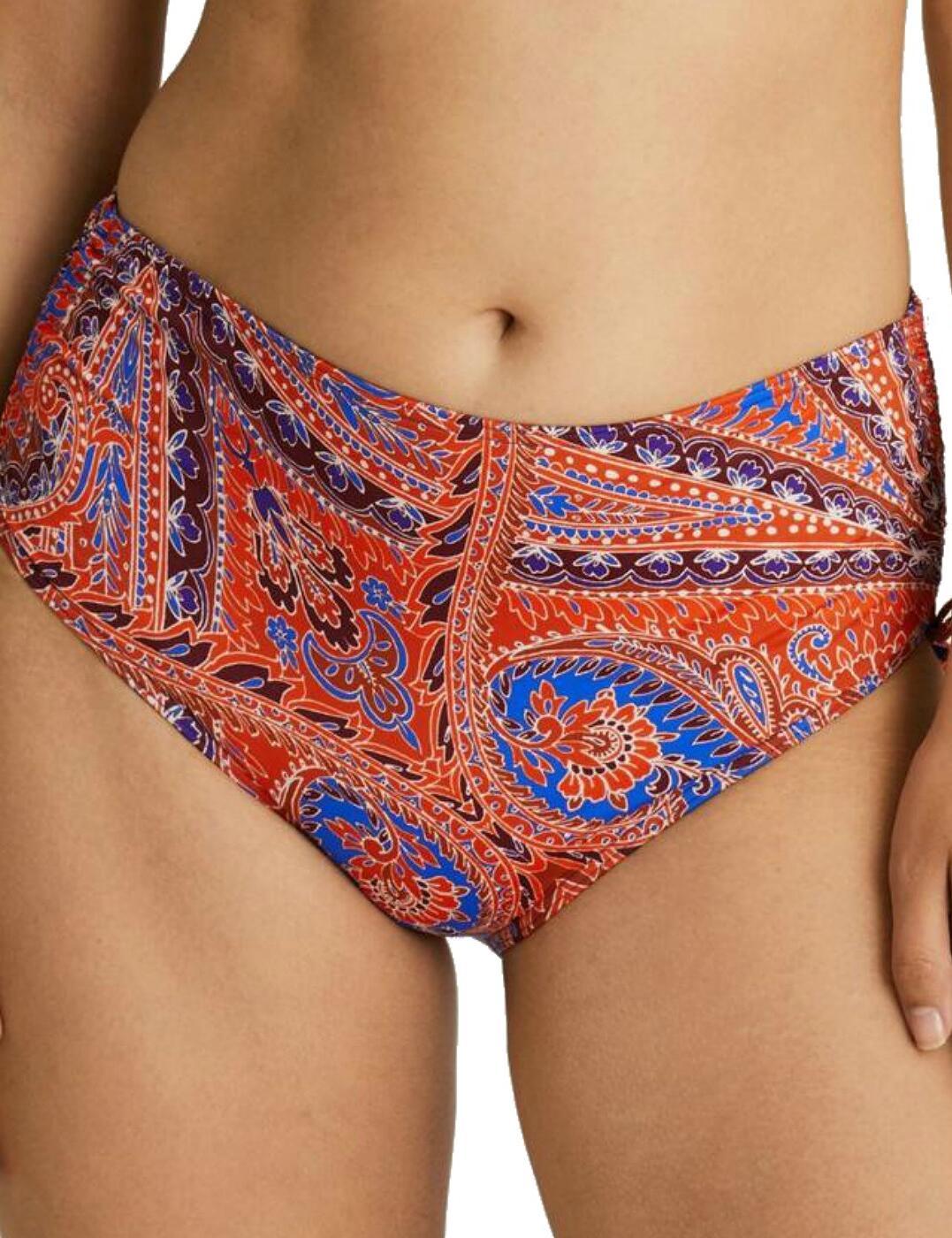 4006452 Prima Donna Swim Casablanca Full Bikini Brief - 4006452 Blue Spice