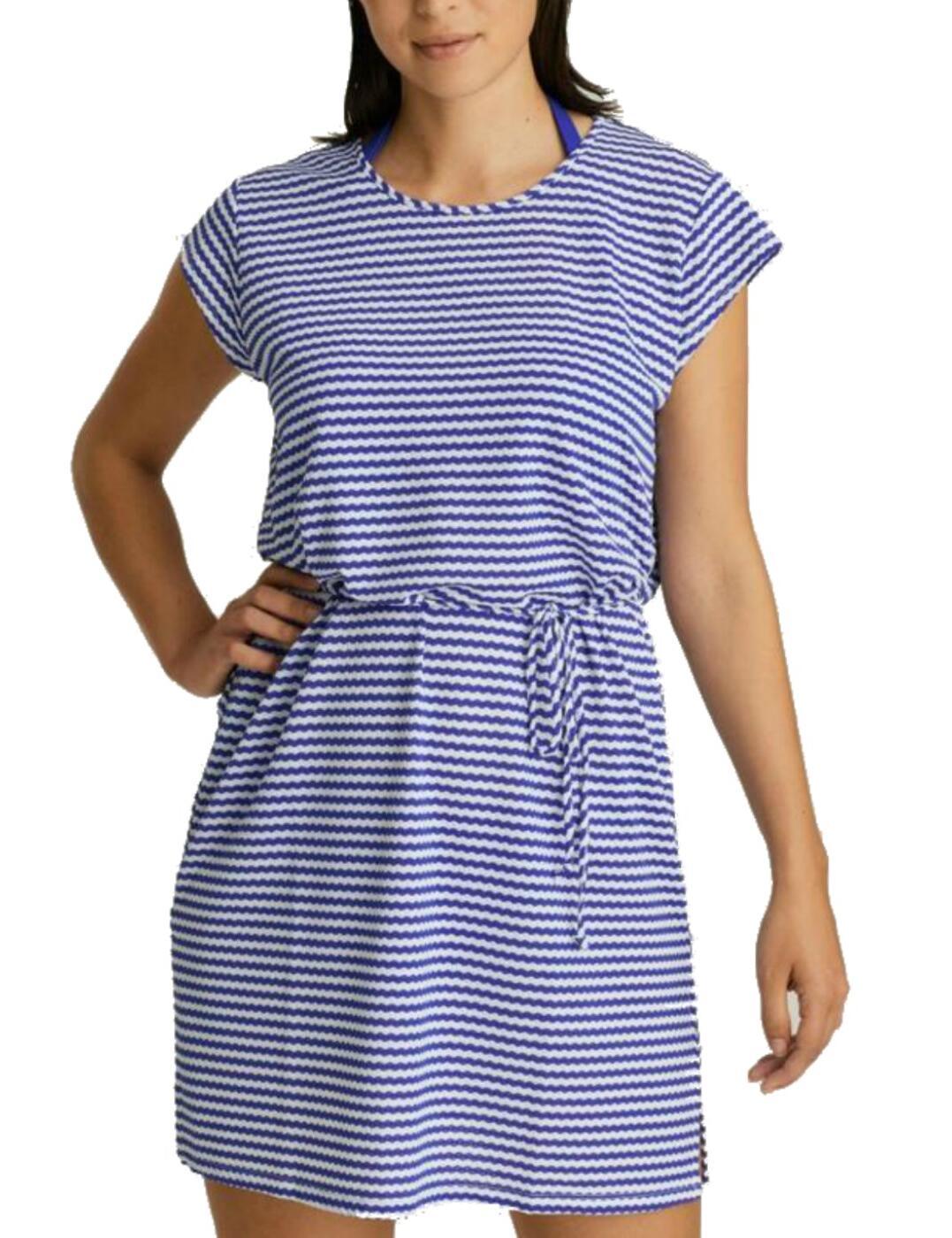 4006380 Prima Donna Swim Sahara Short Swimwear Dress - 4006380 Electric Blue