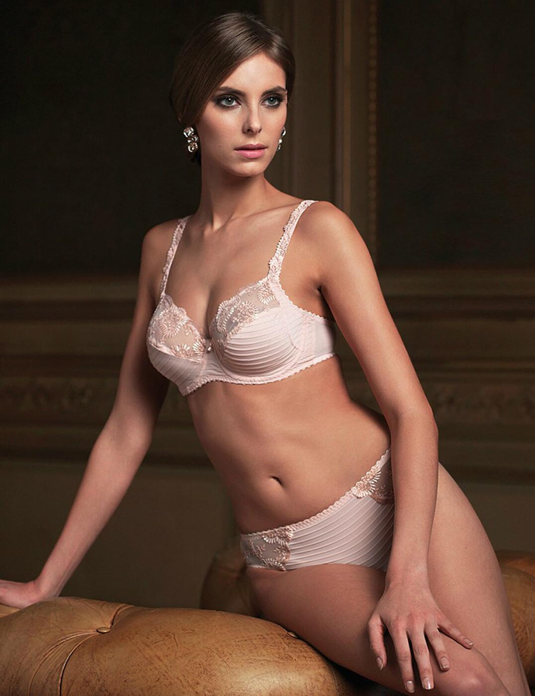 41901 Louisa Bracq Elise Full Cup Bra - 41901 Nude Rose