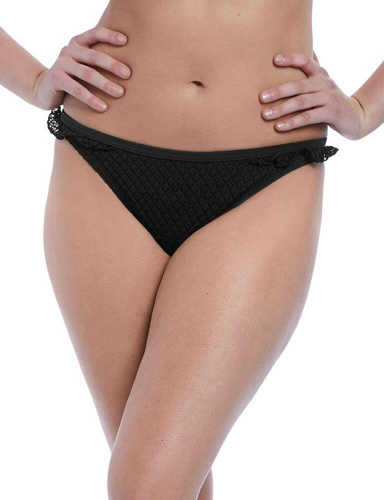 2974 Freya Bohemia Rio Bikini Brief - 2974 Black