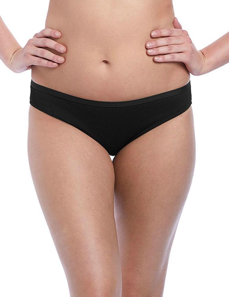 6703 Freya Nouveau Bikini Brief - 6703 Black
